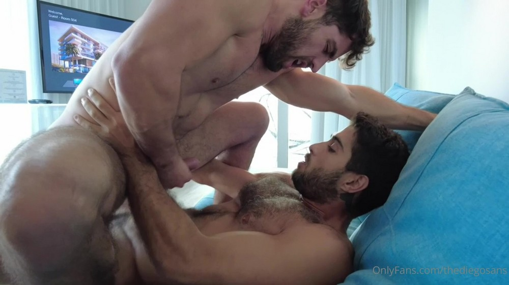 OnlyFans: Diego Sans – Can't get enough of these two